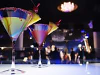 Cocktail team bonding event