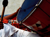 Team building percussion Birmingham