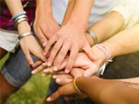 Outdoor teambuilding activities Birmingham