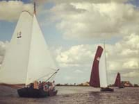 Team building sailing Birmingham