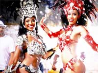 Corporate event or teambuilding in Cuban setting in Birmingham